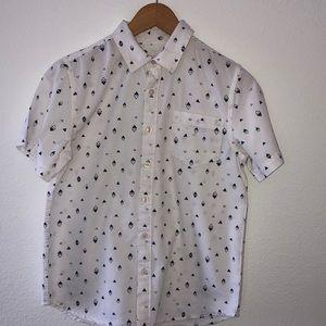 Tucker+ Tate boys short sleeve button down shirt